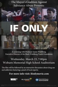 If Only Movie Poster - Woburn